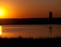 Sunrise @ Edgaertown Lighthouse